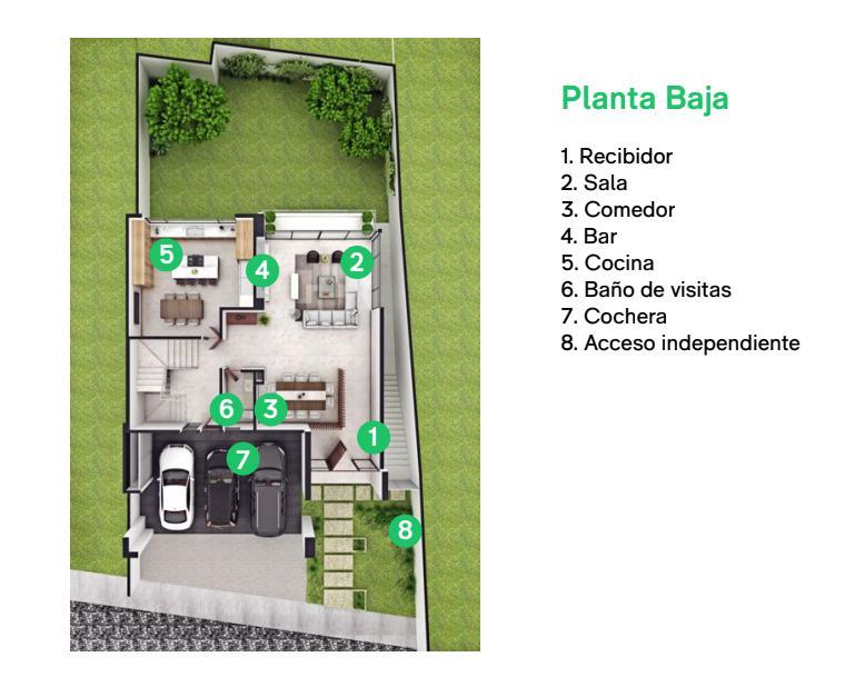Foto Casa en Venta en  Residencial Cordillera,  Santa Catarina  VENTA CASA CORDILLERA VALLE PONIENTE