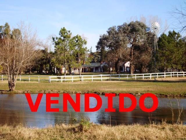 Foto Campo en Venta en  Los Cardales,  Exaltacion De La Cruz    VENDIDO