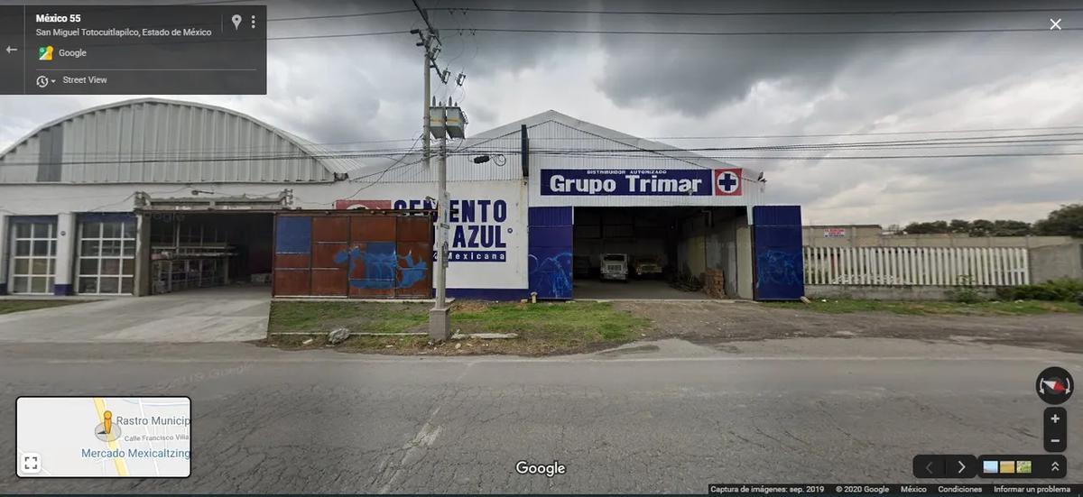 Foto Bodega Industrial en Renta en  Toluca ,  Edo. de México  BODEGA EN RENTA SOBRE VIALIDAD TOLUCA METEPEC