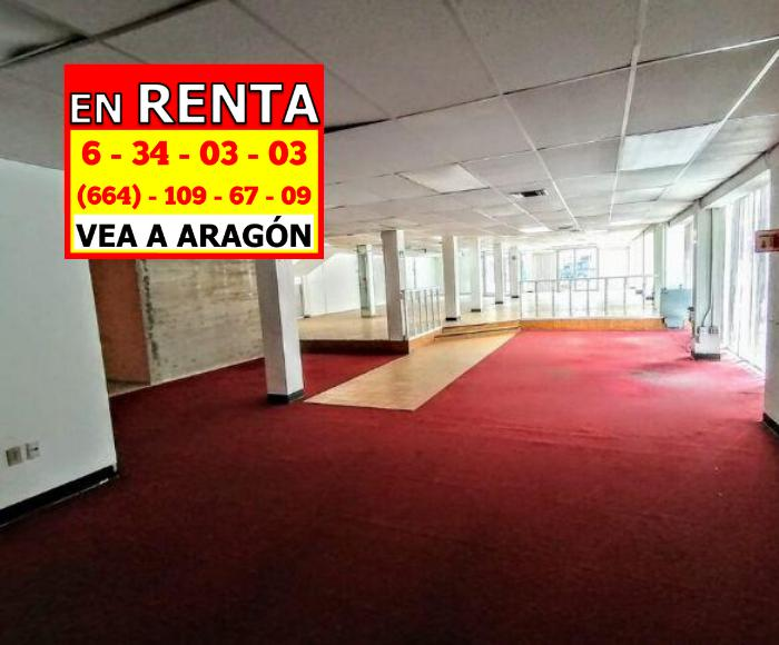 Foto Local en Renta en  Zona Centro,  Tijuana                RENTAMOS MAGNIFICO LOCAL 370. M2 BBB CÉNTRICO HABÍA UN BANCO