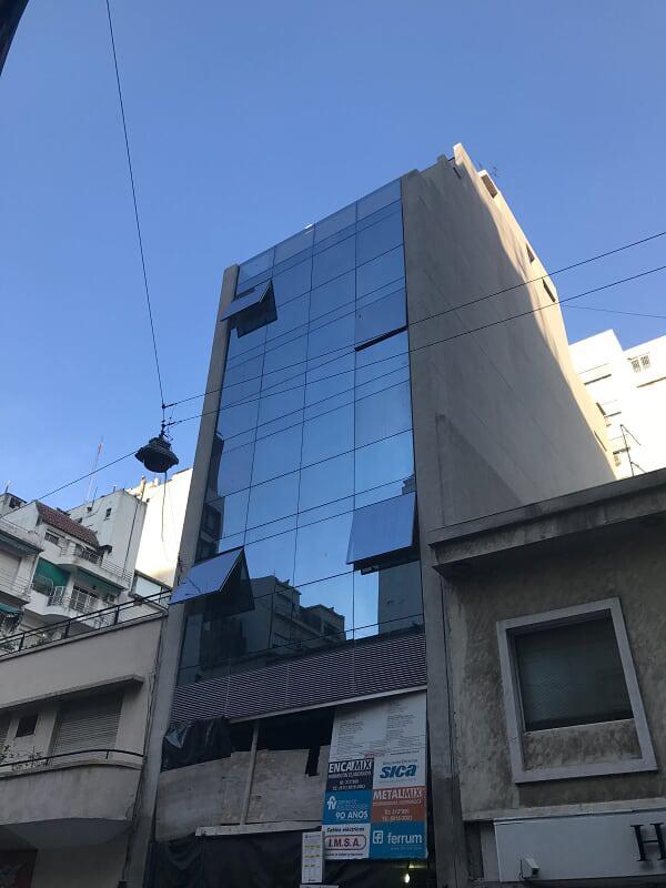 Foto Oficina en Alquiler en  Centro ,  Capital Federal  Paraguay al 700