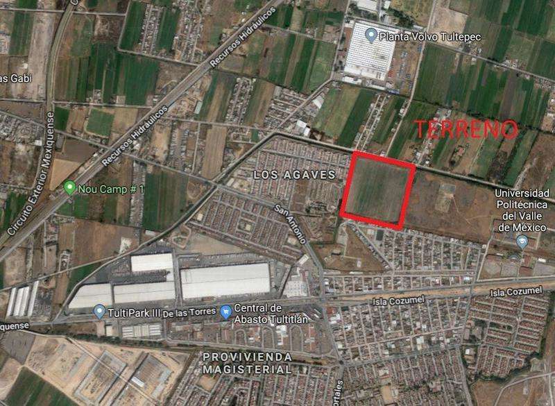 Foto Nave Industrial en Venta   Renta en  Santiago Teyahualco,  Tultepec  Camino sin nombre numero 28