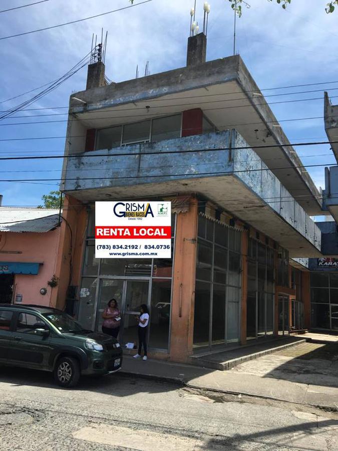 Foto Oficina en Renta |  en  Centro,  Tuxpan  LOCAL EN CENTRO EN ZONA ALTAMENTE COMERCIAL