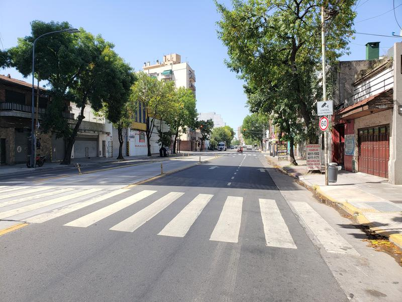 Foto Departamento en Venta en  Parque Patricios ,  Capital Federal  Alzaga al 2000