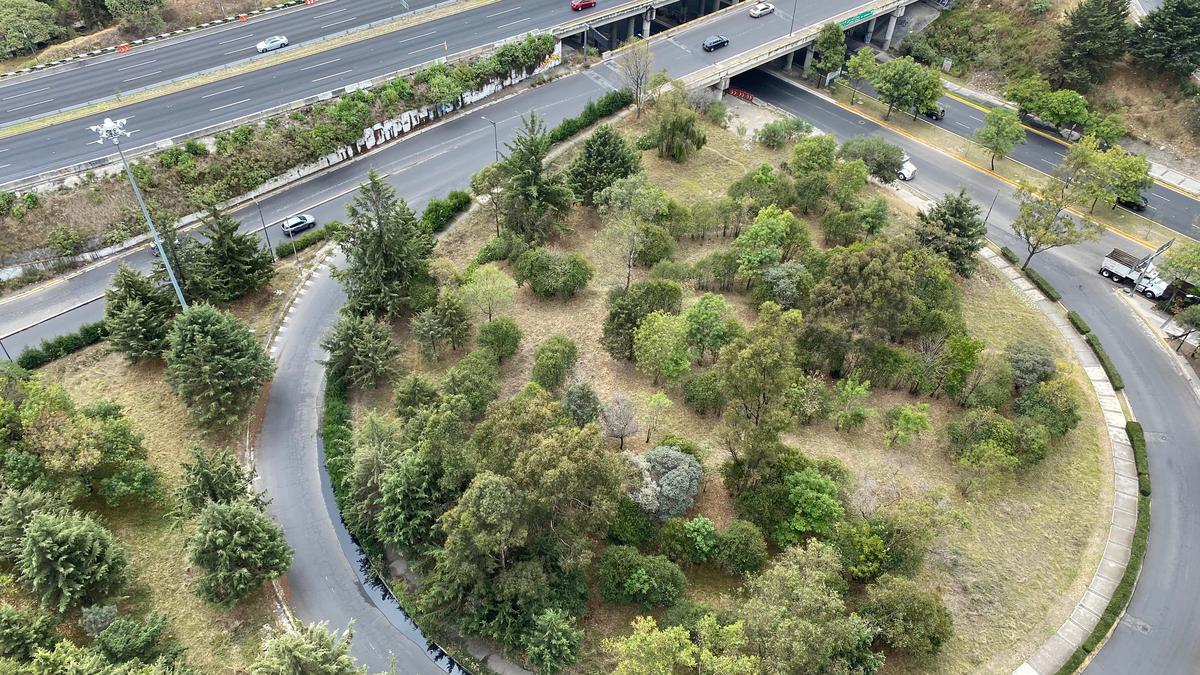 Foto Departamento en Renta en  Paseo de las Lomas,  Alvaro Obregón  Prolongacion Paseo de la Reforma al 200
