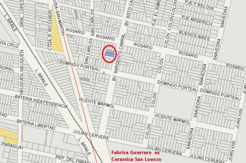 Foto Casa en Venta en  San Lorenzo ,  Santa Fe  Sargento Cabral al 300
