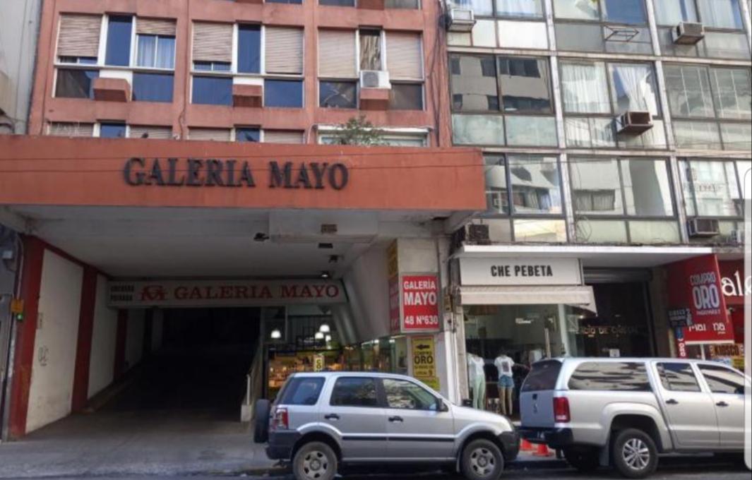 Foto Cochera en Venta en  Microcentro,  La Plata  Calle 48 entre 7 y 8 Galería Mayo