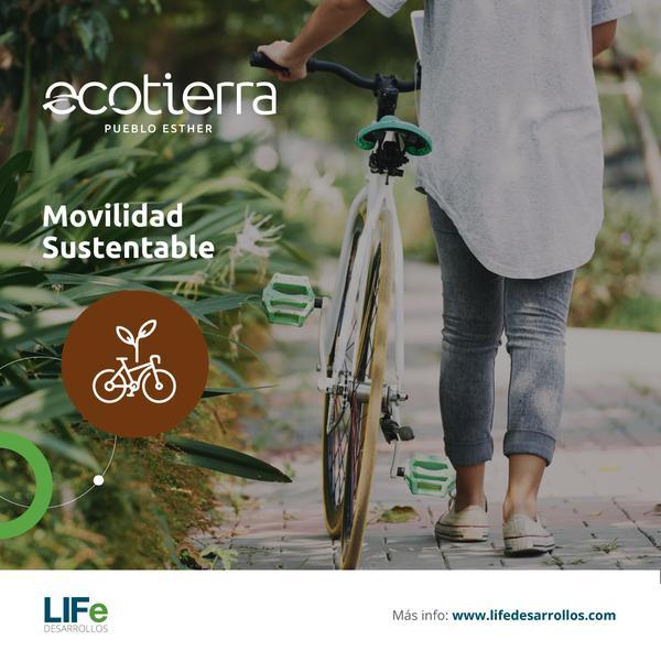 Foto Terreno en Venta en  Pueblo Esther ,  Santa Fe  EcoTierra Pueblo Esther - Avenida comercial