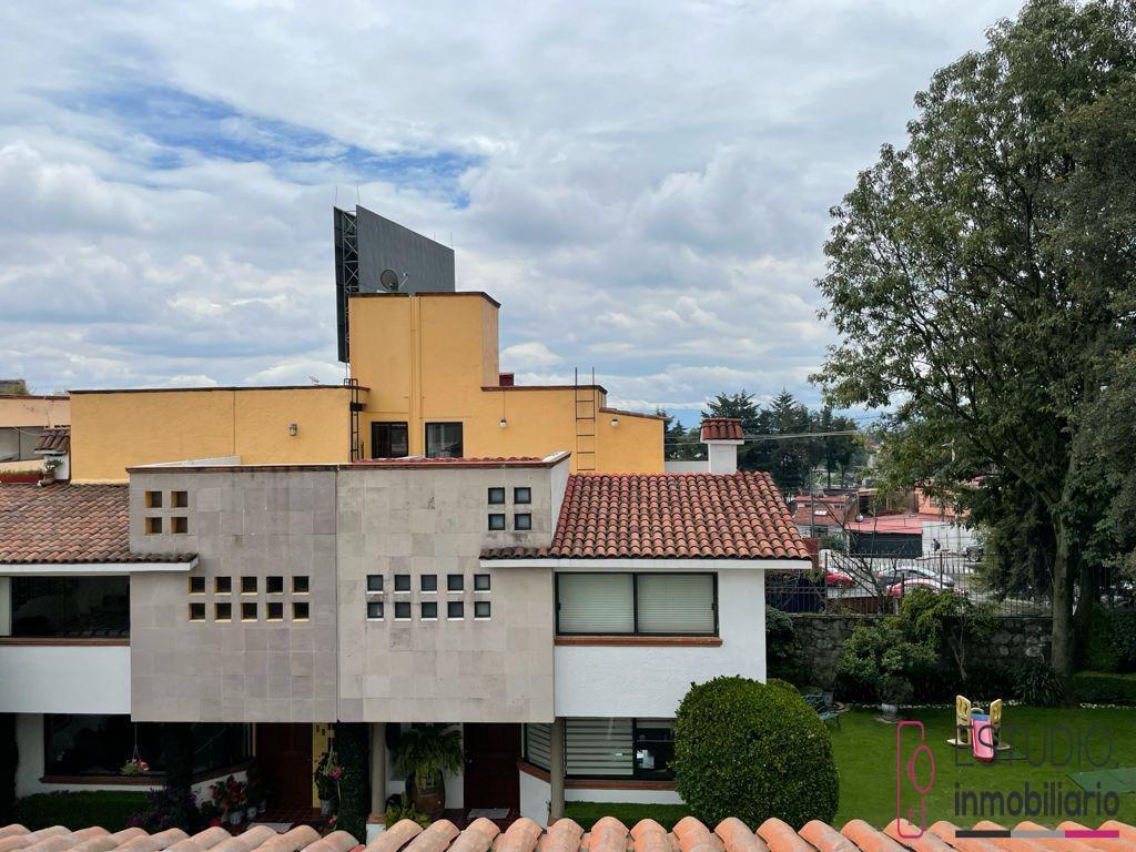 Foto Casa en Venta en  Cuajimalpa,  Cuajimalpa de Morelos  CASA EN VENTA CUAJIMALPA. conjunto horizontal, estricta seguridad, amplia.