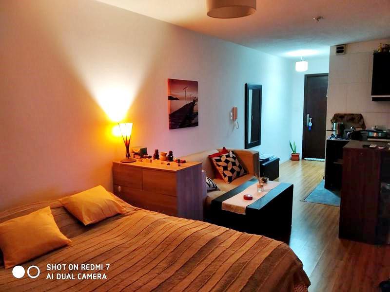 Foto Departamento en Alquiler en  Pocitos ,  Montevideo          Monoambiente piso alto, Pocitos    SIN MUEBLES