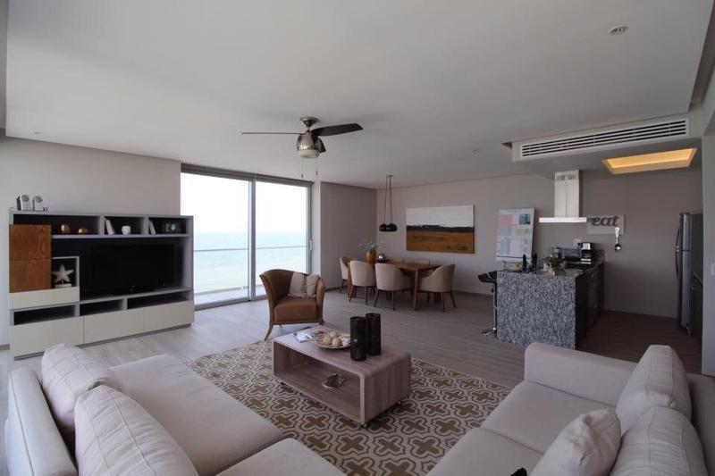 Foto Departamento en Venta en  Playas del Conchal,  Alvarado  Venta Departamento Veracruz con Vista al Mar (La Riviera-El Conchal)