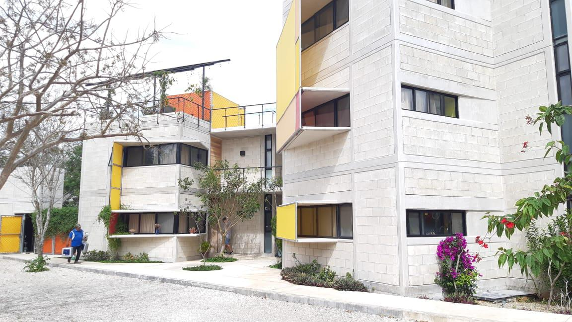 Foto Departamento en Renta en  Mérida ,  Yucatán  Rento departamento P.B. Temozón Nte