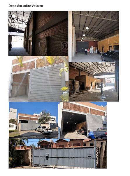 Foto Depósito en Alquiler en  Ytay,  Santisima Trinidad  Zona Club Internacional de Tenis (CIT)