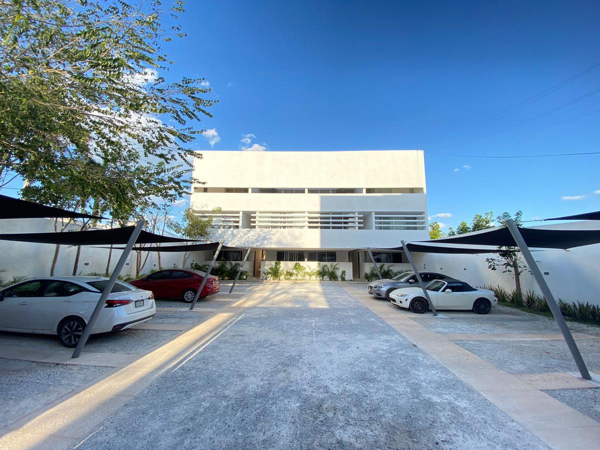 Foto Departamento en Renta en  Montes de Ame,  Mérida  Apartamentos en renta en zona céntrica del norte de Mérida.