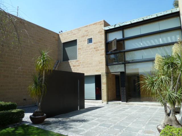 Foto Casa en Renta en  Lomas de Bezares,  Miguel Hidalgo  CASA EN RENTA LOMAS DE BEZARES.ladera