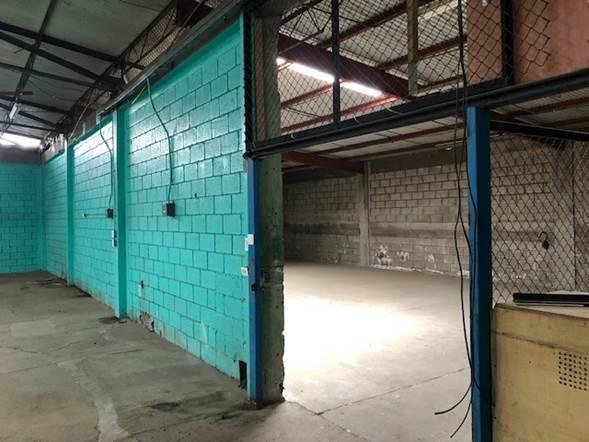 Foto Bodega Industrial en Renta en  Pavas,  San José  Oficinas / Seguridad / Andén / 864 m2