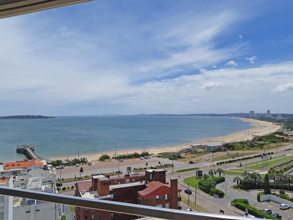 Foto Departamento en Venta en  Playa Mansa,  Punta del Este  Torre Alexander