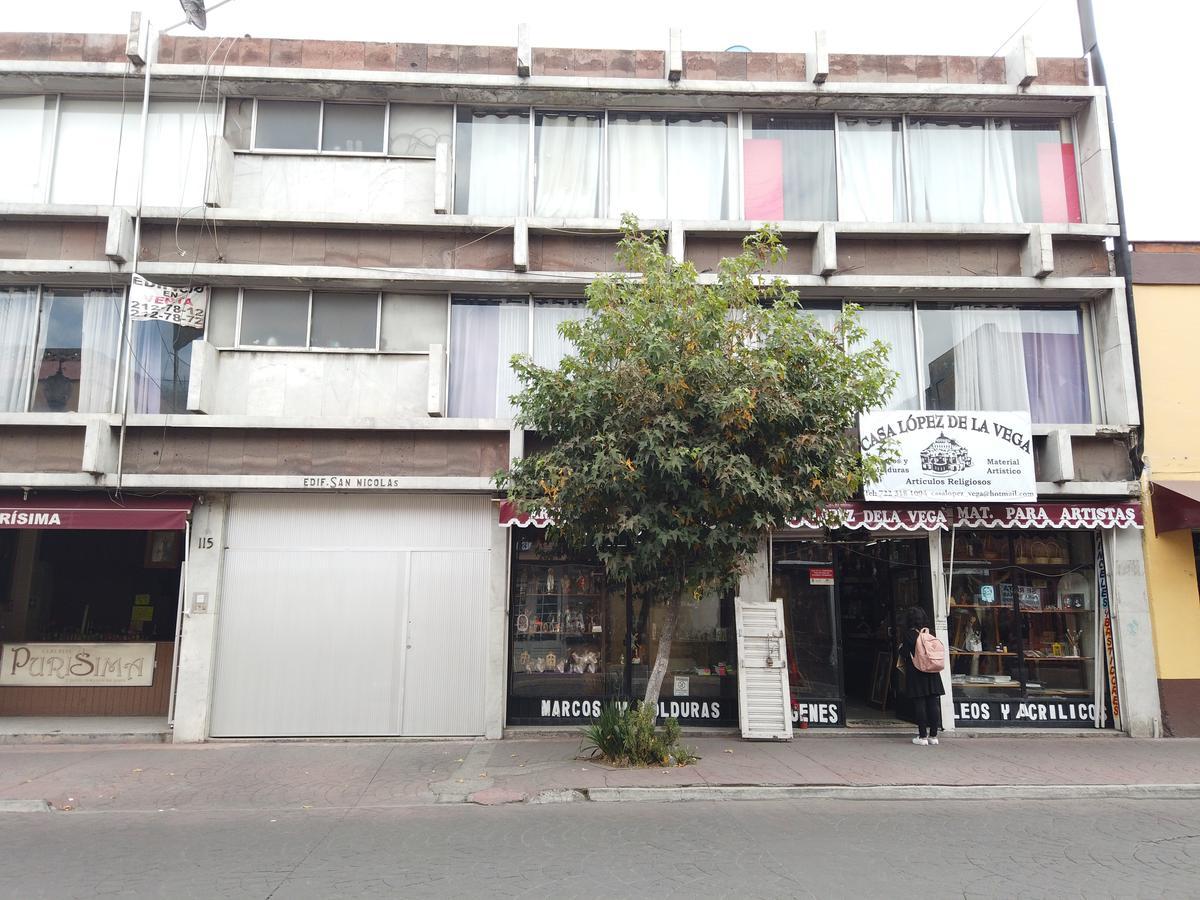 Foto Edificio Comercial en Venta en  Centro,  Toluca  VENTA DE EDIFICIO EN NICOLAS BRAVO EN EL CENTRO DE TOLUCA