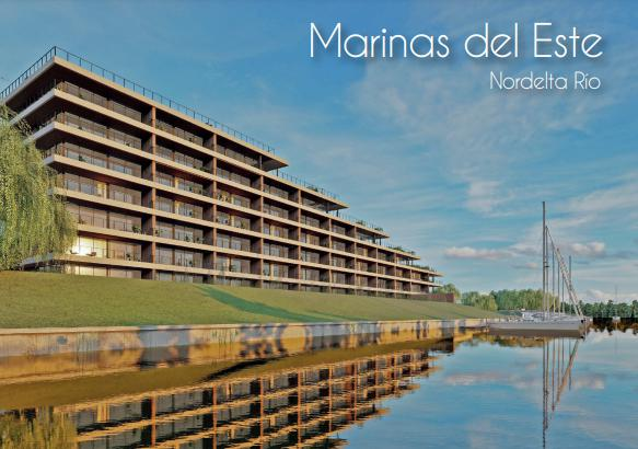 Foto Departamento en Venta en  Nordelta Paseo de la Bahia,  Nordelta  Marinas del Este