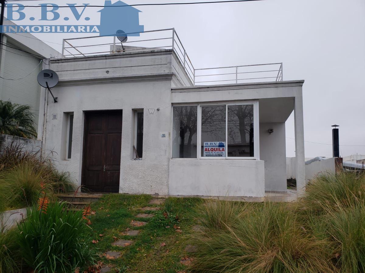 Foto Casa en Alquiler en  Colonia del Sacramento ,  Colonia  Casa de 2 dorm Barrio Pueblo Nuevo