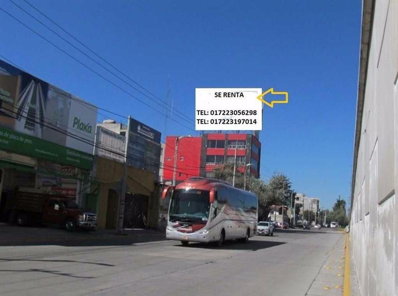 Foto Local en Renta en  Pilares,  Metepec  ANUNCIO ESPECTACULAR EN RENTA EN PILARES