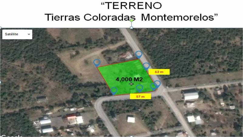 Foto Terreno en Renta en  Tierras Coloradas,  Montemorelos  TERRENO COMERCIAL EN RENTA EN MONTEMORELOS 4,000 M2 $10.00 PESO POR M2