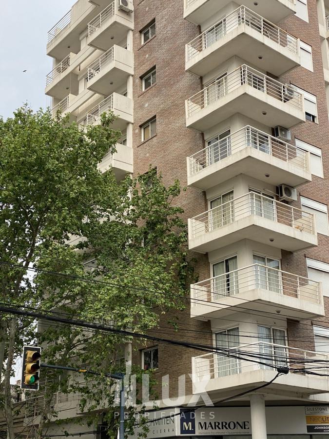 Alquiler Departamento Monoambiente frente balcón Santiago y Mendoza - Lourdes Rosario