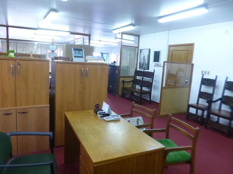 Foto Oficina en Venta en  Centro (Montevideo),  Montevideo  RIO Branco 1300