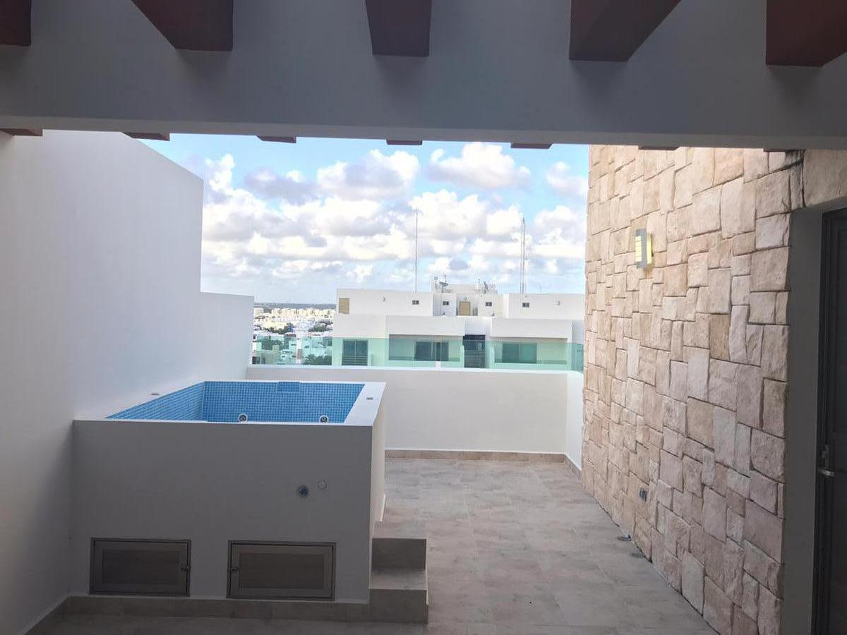 Foto Departamento en Venta en  Aqua,  Cancún  Departamento Pent House en VENTA -  Cascades Residencial AQUA Cancun