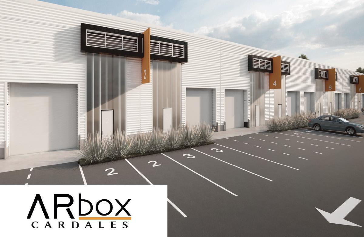 ARbox Los Cardales - Naves Industriales desde 205 m2