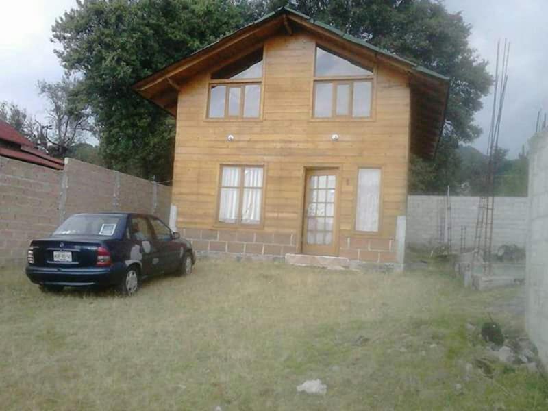 Foto Casa en Venta en  Huitzilac ,  Morelos   Cabaña en venta en Tres Marias