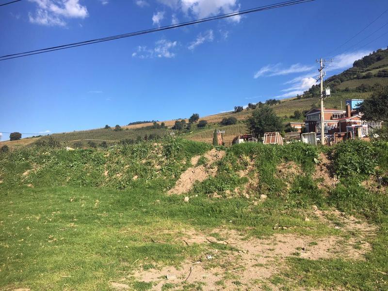 Foto Terreno en Venta en  Tenango de Arista,  Tenango del Valle  Tenango de Arista