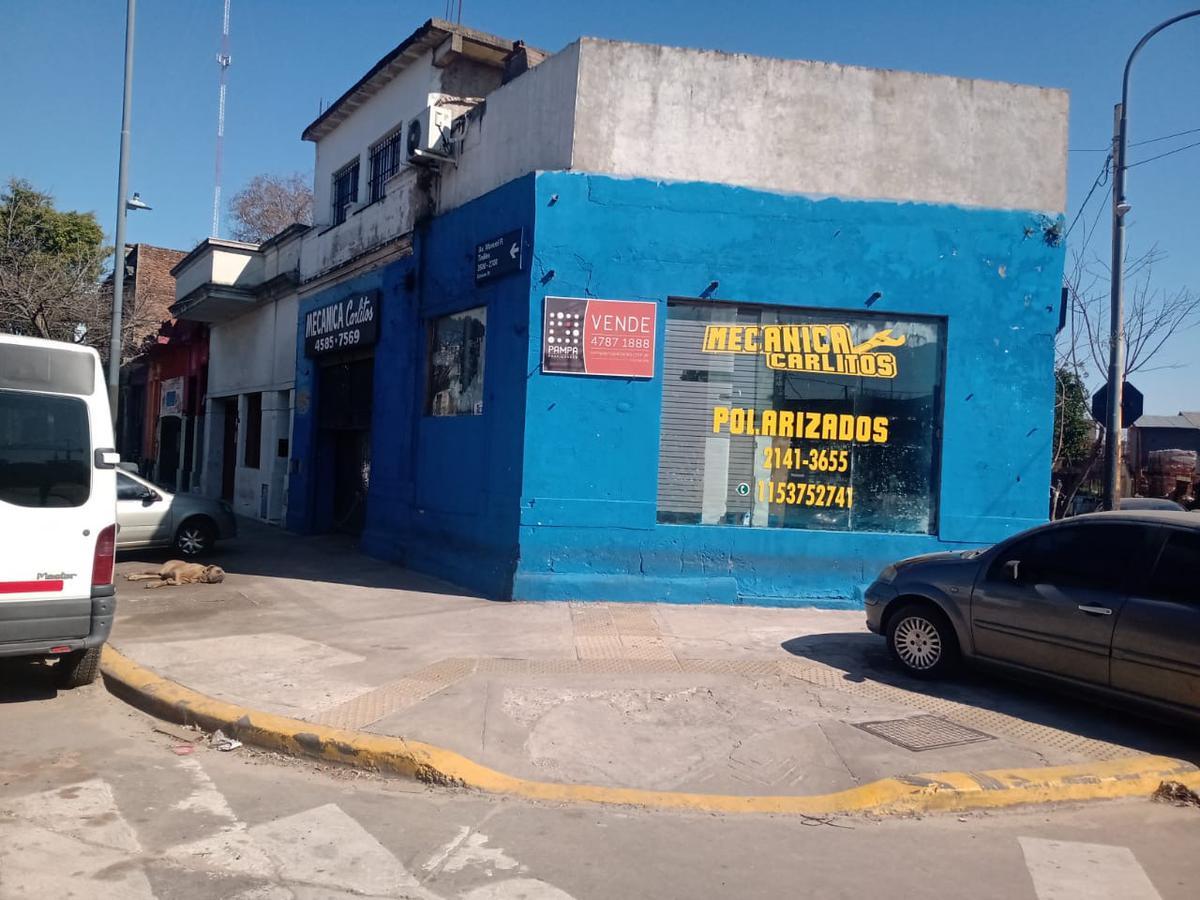 Foto Local en Venta en  Paternal ,  Capital Federal  Manuel Trelles al 2600