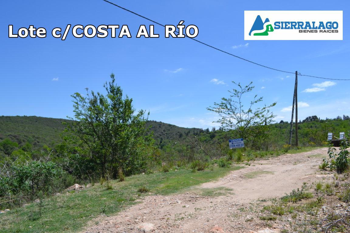 Foto Terreno en Venta en  Valle Hermoso,  Punilla  Con costa el RÍO