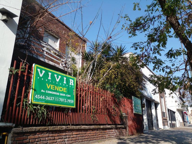 Foto Terreno en Venta en  Belgrano ,  Capital Federal  Congreso  2840