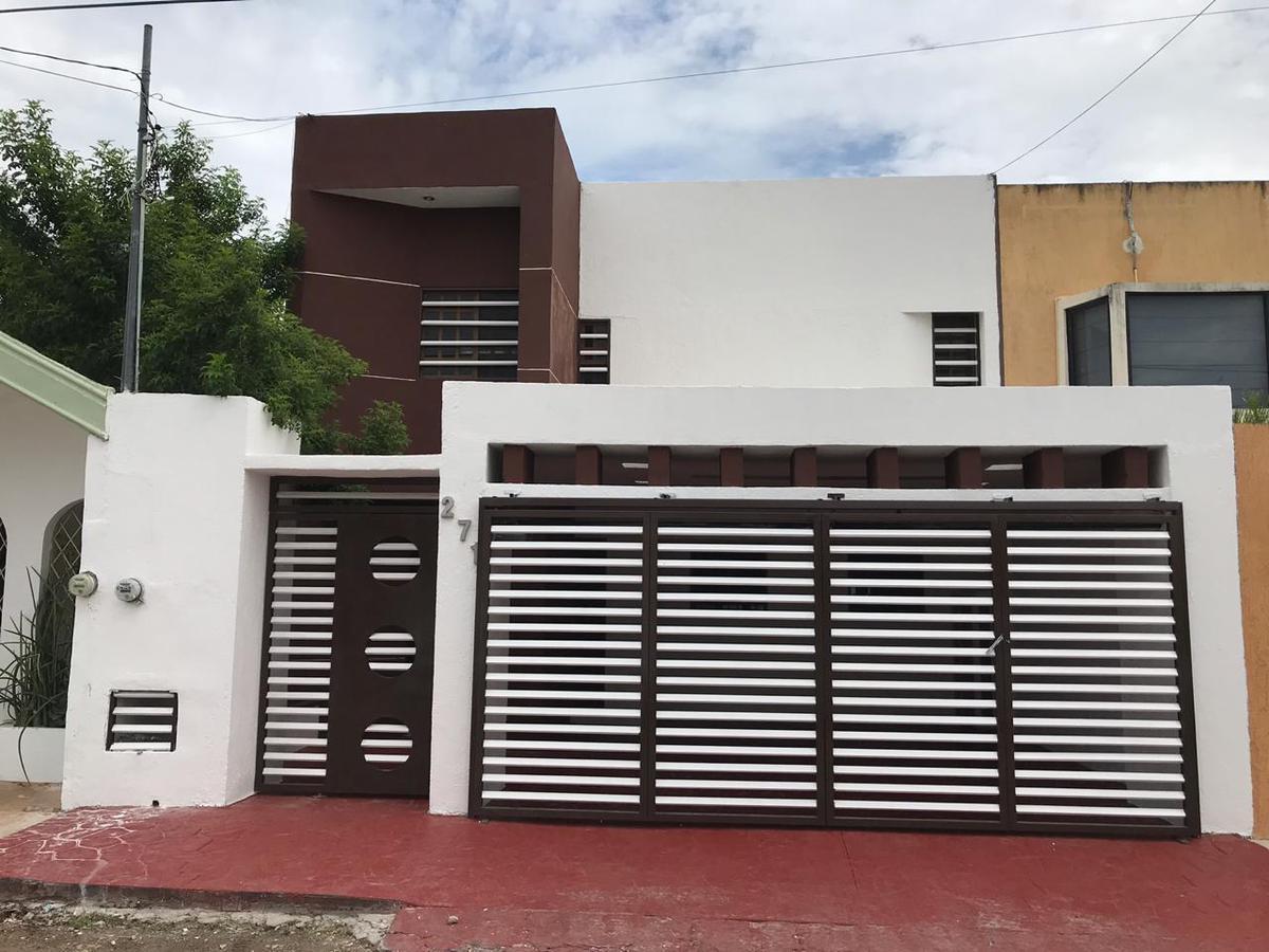 Foto Casa en Venta en  Chuburna de Hidalgo,  Mérida  Bella casa en venta zona Norte  muy bien ubicada
