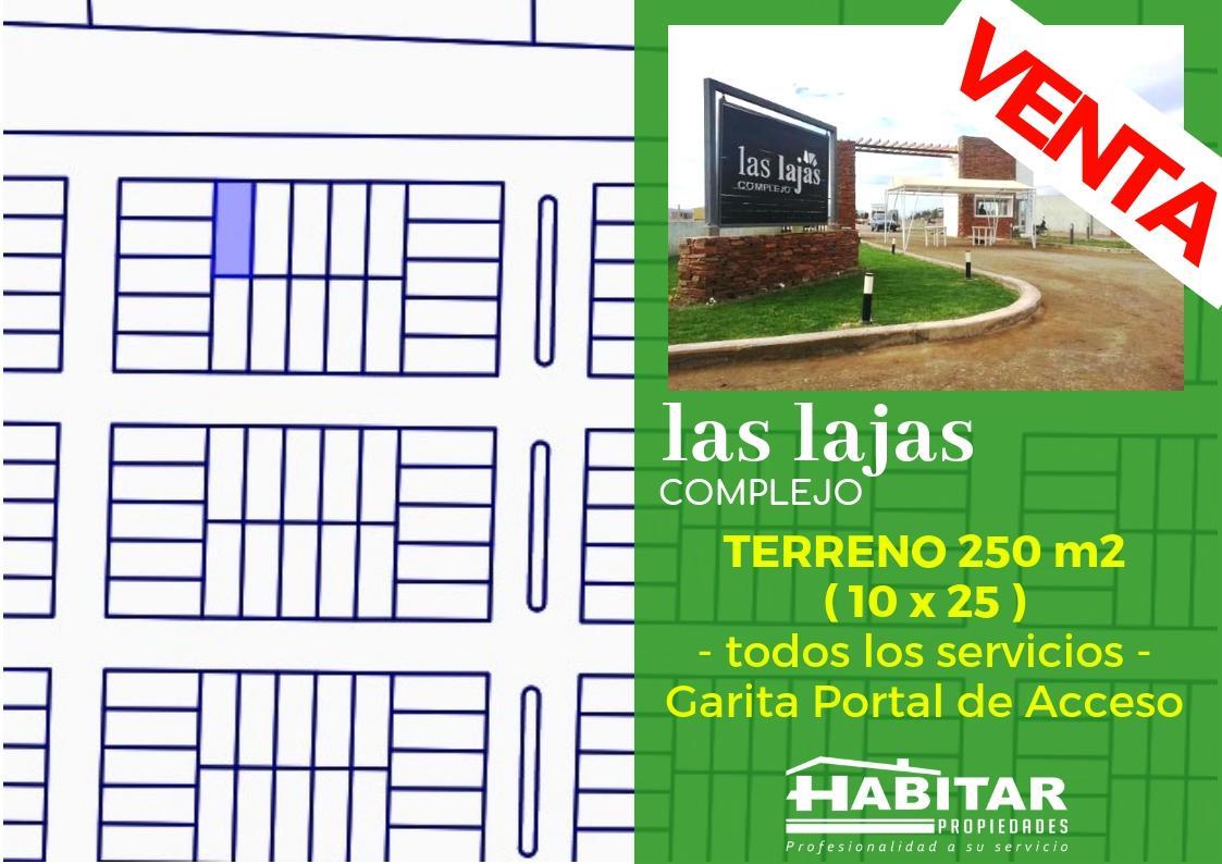 Foto Terreno en Venta en  Chimbas ,  San Juan  Lote 672, Manzana P, Loteo Las Lajas II