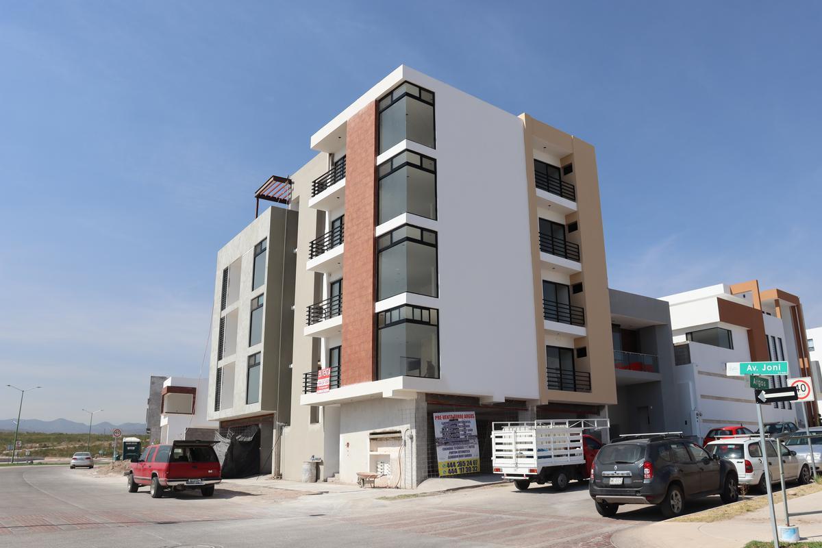 Foto Departamento en Venta en  Villa Magna,  San Luis Potosí  Torre Argo, Villa Magna Segunda Sección, San Luis Potosí, S.L.P.
