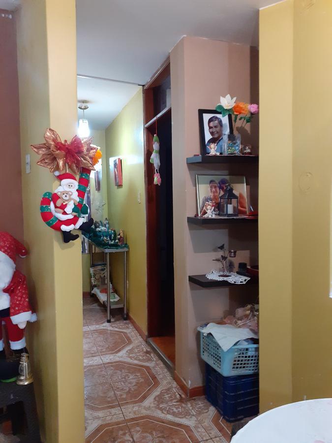 Foto Casa en Venta en  SAN MARTIN DE PORRES,  Los Olivos  Avenida Santa Rosa con Dominicos
