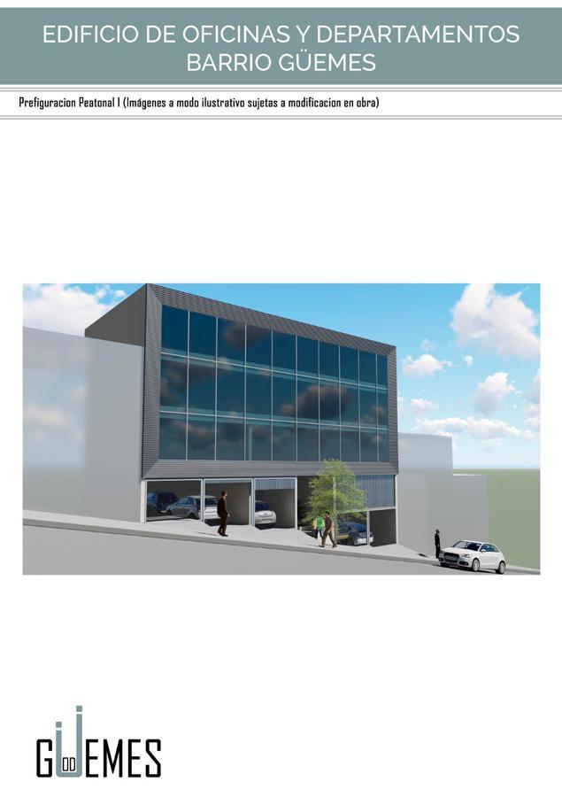 Foto Oficina en Venta en  Guemes,  Cordoba Capital  Oficina 60m2 Achaval Rodriguez 640 B Guemes
