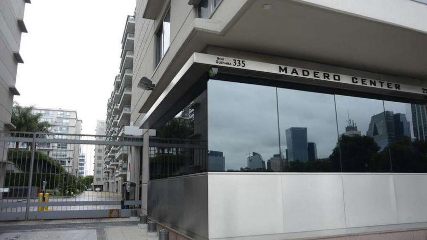 Foto Oficina en Alquiler en  Puerto Madero ,  Capital Federal  JUANA MANSO 500