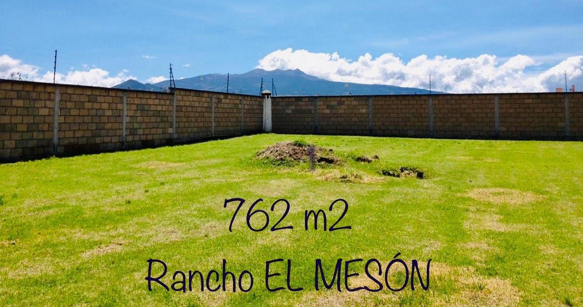 Foto Terreno en Venta en  Calimaya ,  Edo. de México  Terreno en VENTA, Rancho El Mesón, Calimaya, Estado de México