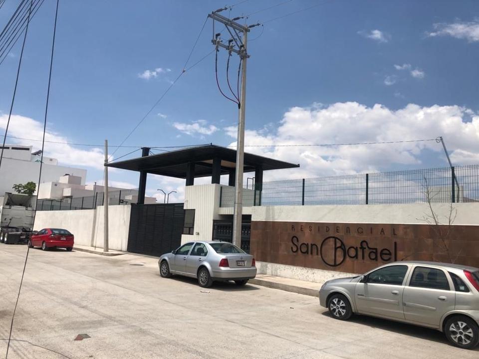 Foto Casa en condominio en Venta en  Casa Blanca,  Metepec  VENTA DE CASAS  NUEVAS DE UN PISO EN RESIDENCIAL SAN RAFAEL CASA BLANCA METEPEC