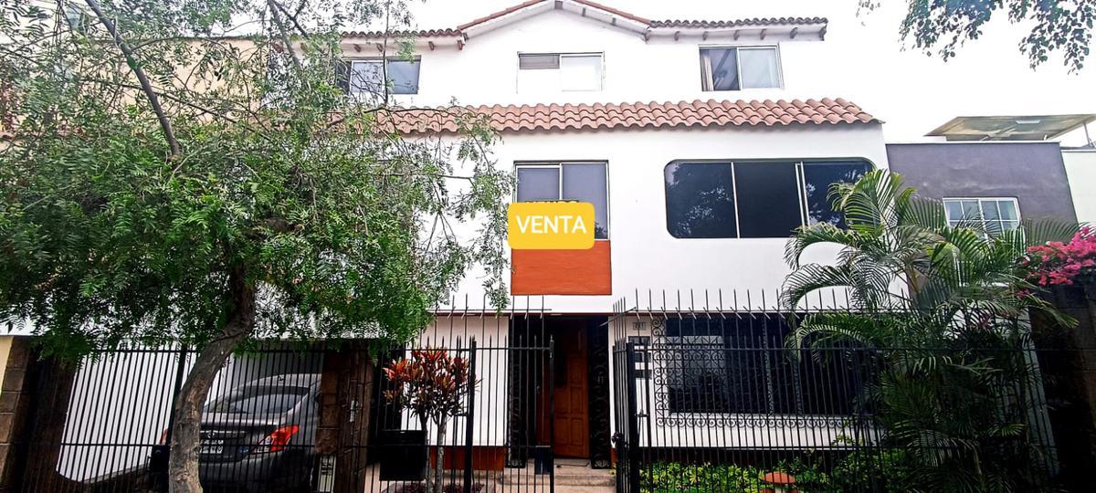 Foto Casa en Venta en  Miraflores,  Lima  Huaca Pucllana