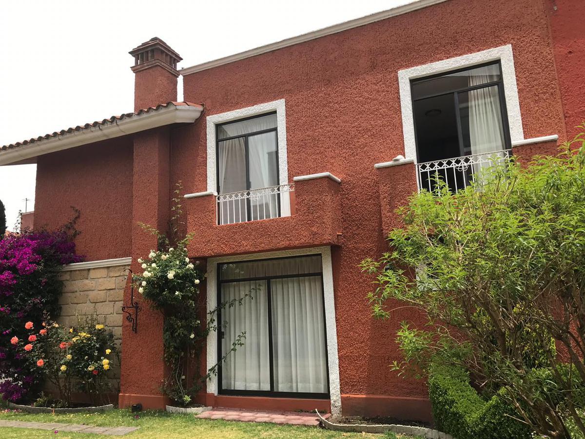 Foto Casa en condominio en Venta en  Metepec ,  Edo. de México  Casa en VENTA, Fraccionamiento Real de San Jerónimo, Metepec, Estado de México