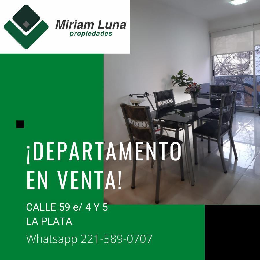 Foto Departamento en Venta en  La Plata ,  G.B.A. Zona Sur  59 e/ 4 y 5