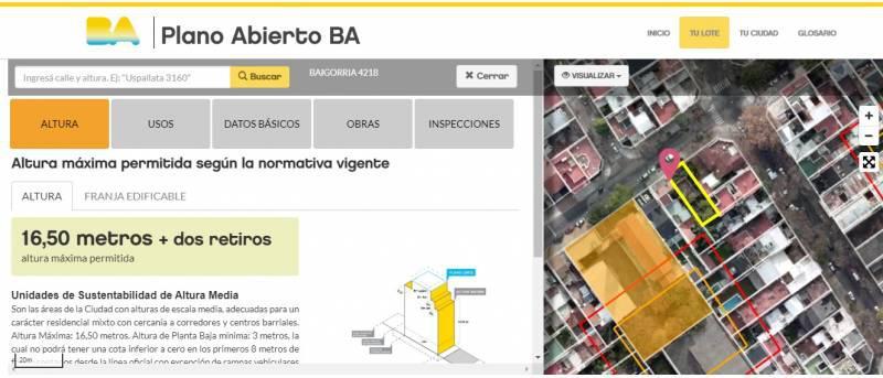 Foto Terreno en Venta en  Villa Devoto ,  Capital Federal  BAIGORRIA al 4200