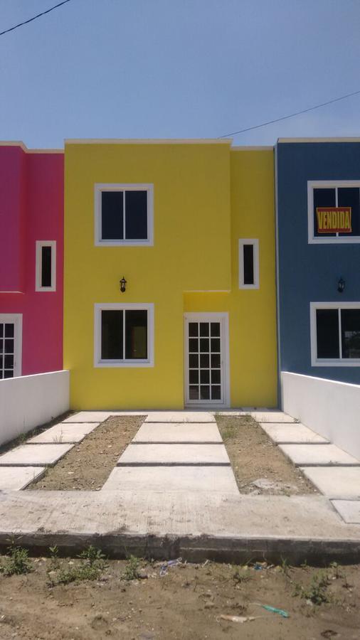 Foto Casa en Venta en  El Naranjal,  Tuxpan  CASA NUEVA EN VENTA DE OPORTUNIDAD