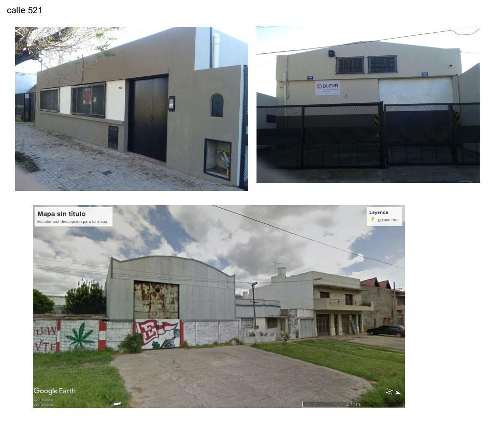 Foto Oficina en Venta en  Tolosa,  La Plata  al 100