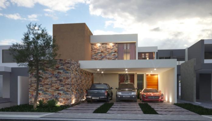 Foto Casa en Venta en  Pueblo Cholul,  Mérida  Casa en Privada Parque Natura (Machiche 159).